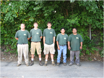 Columbus Ohio Landscapers About Us Professional Lawn